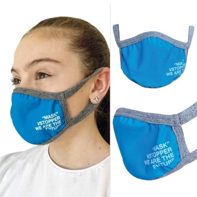 Mascherine in tessuto per bambini