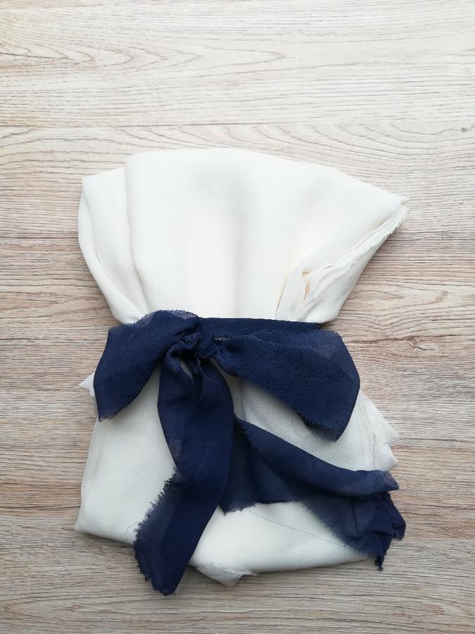 Kit per tingere un foulard con indaco