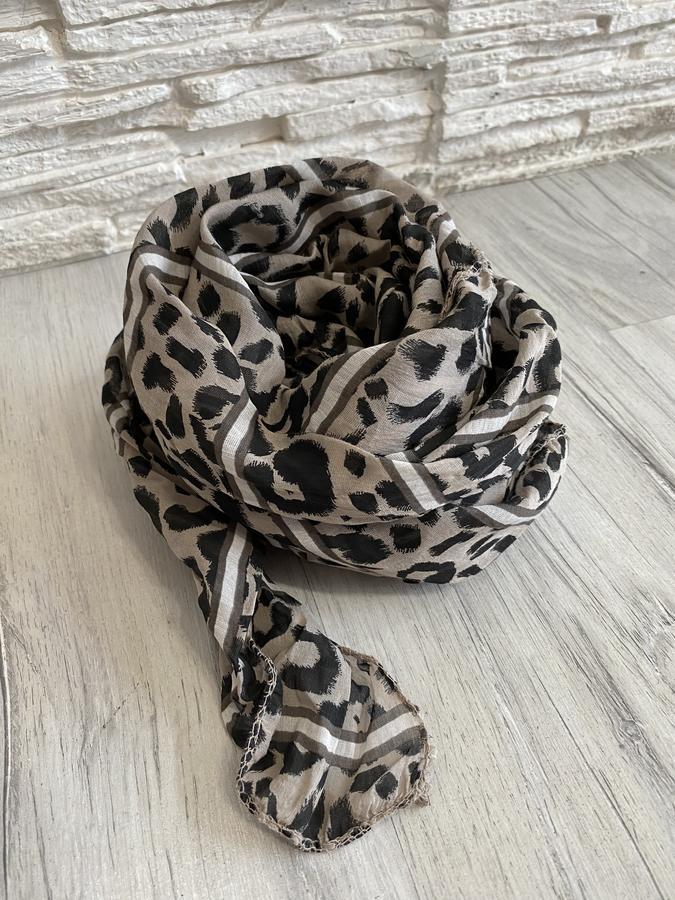 Sciarpina Leopardato