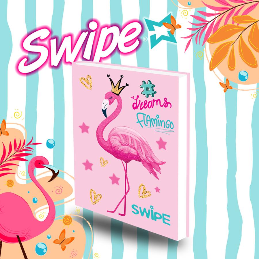 DIARIO SWIPE 16 MESI COLLEZIONE GIRL