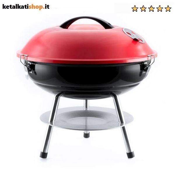 Barbecue Portatile(Ø 36 CM) 4 Colorazioni