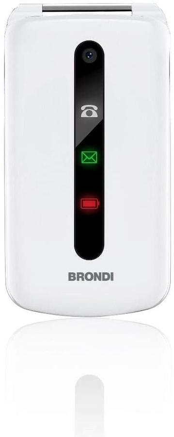 BRONDI cellulare President NERO - BLU - ROSSO