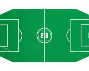 Vetro per Calcio Balilla temperato 5mm