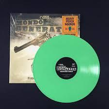 MONDO GENERATOR - SHOOTERS BIBLE  LP(LIMITED GREEN / TRADITIONAL BLACK)