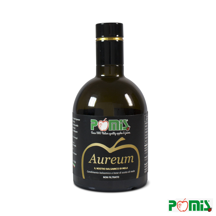 "Condimento balsamico a base di aceto di mele ""Aureum"" 500 ml"