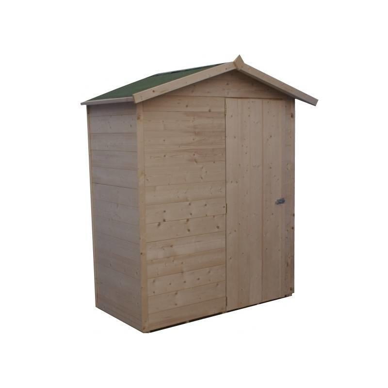 Casetta 168 x 99 cm in legno h 176 cm