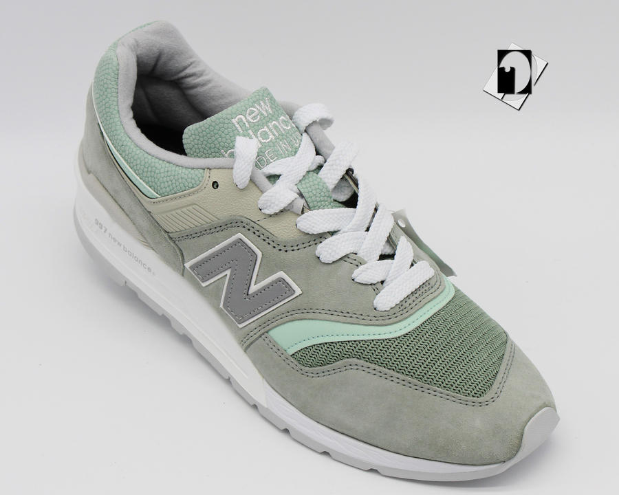 New Balance 997 classic sneakers in 2 varianti