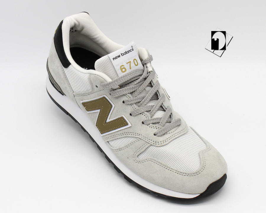New Balance 670 Running Sl-2 Fit sneakers in 2 varianti