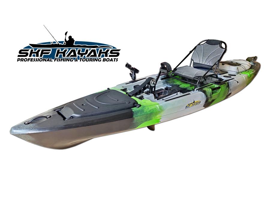 SKF Pedal Power 13