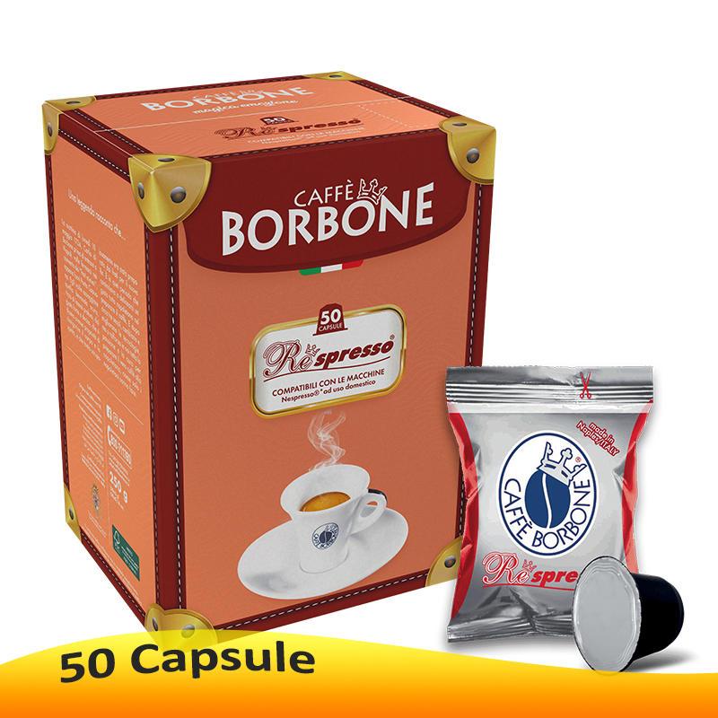 🔔Capsule aggiuntive Borbone Rosso per Nespresso