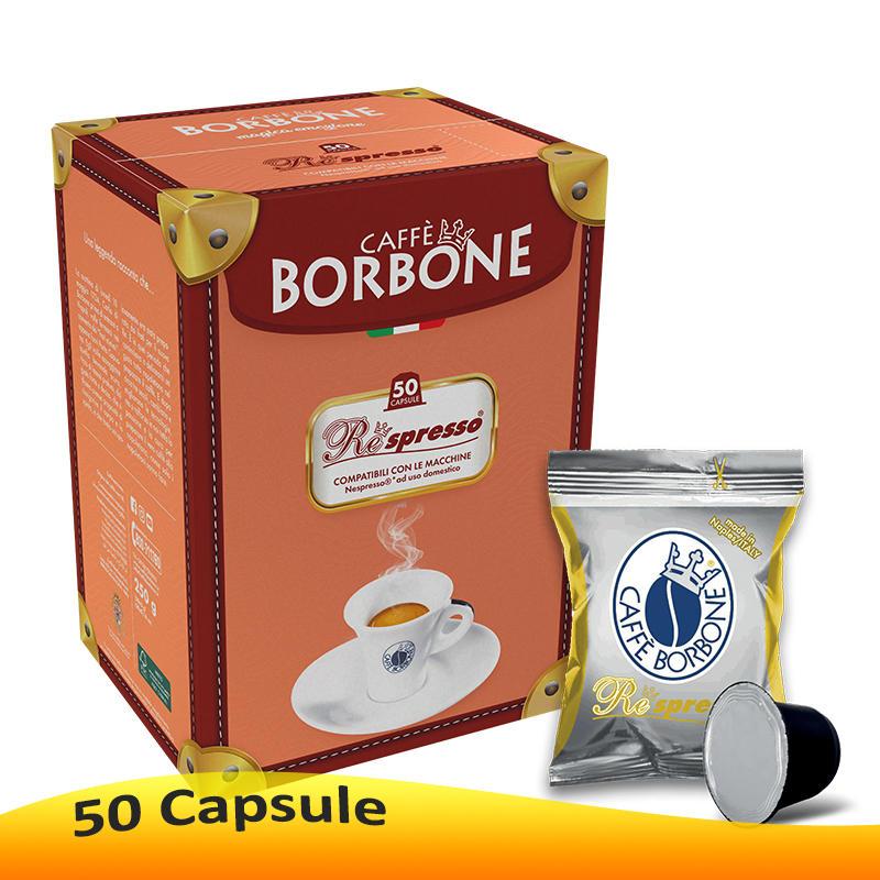 🔔Capsule aggiuntive Borbone Oro per Nespresso
