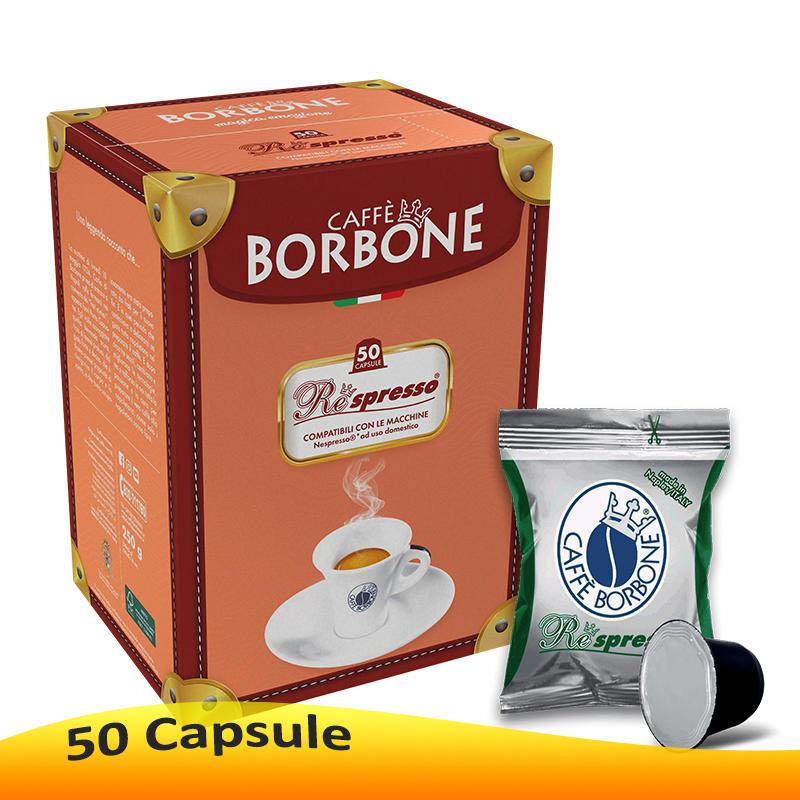 🔔Capsule aggiuntive Borbone Dek per Nespresso