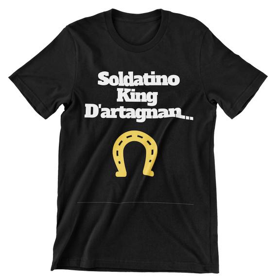 SOLDATINO KING D'ARTAGNAN