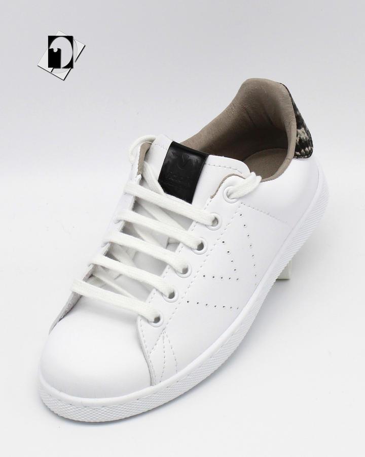 Sneakers Victoria 125242 Tenis da donna Serpente Tacco in 2 varianti