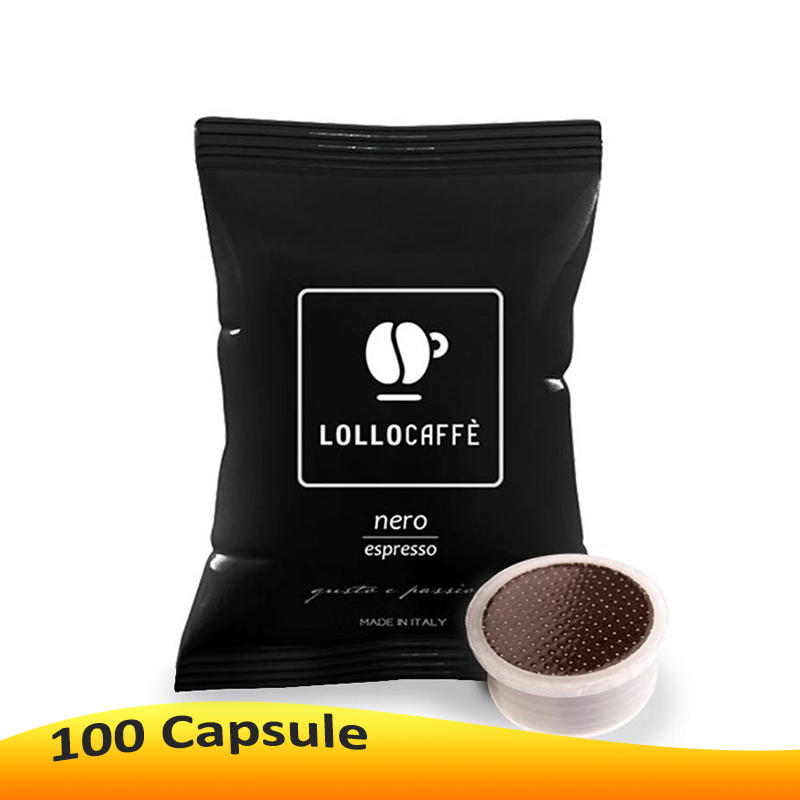 🔔Capsule aggiuntive Lollo Nero per Lavazza Point