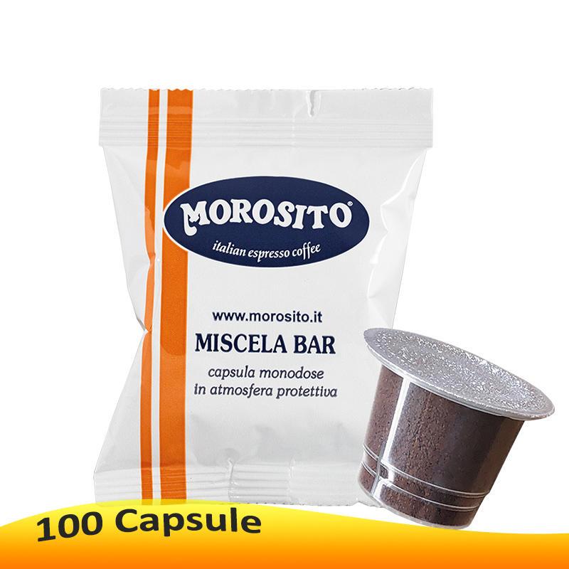 🔔Capsule aggiuntive Morosito Arancio per Nespresso