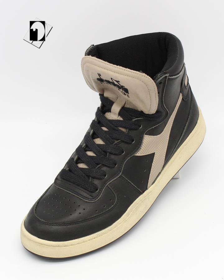 Sneakers alta Diadora Heritage MI BASKET USED in 2 varianti ***