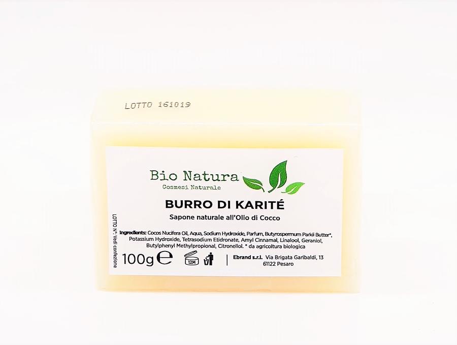 Saponetta Naturale all'olio di Cocco