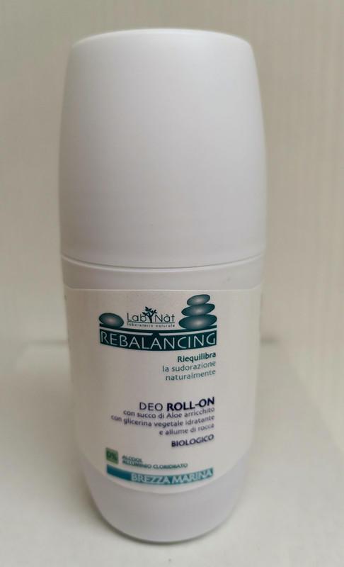 LAB NAT Deodorante roll-on REBALANCING