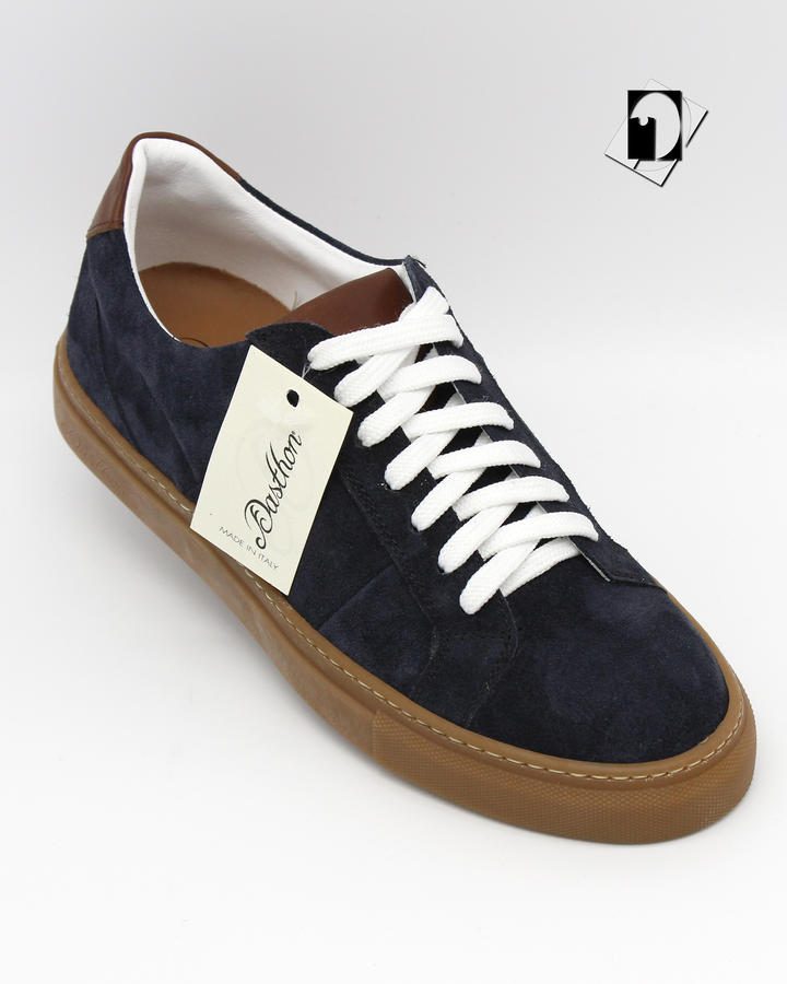 Sneakers Dasthon DASTZ0048 Camoscio