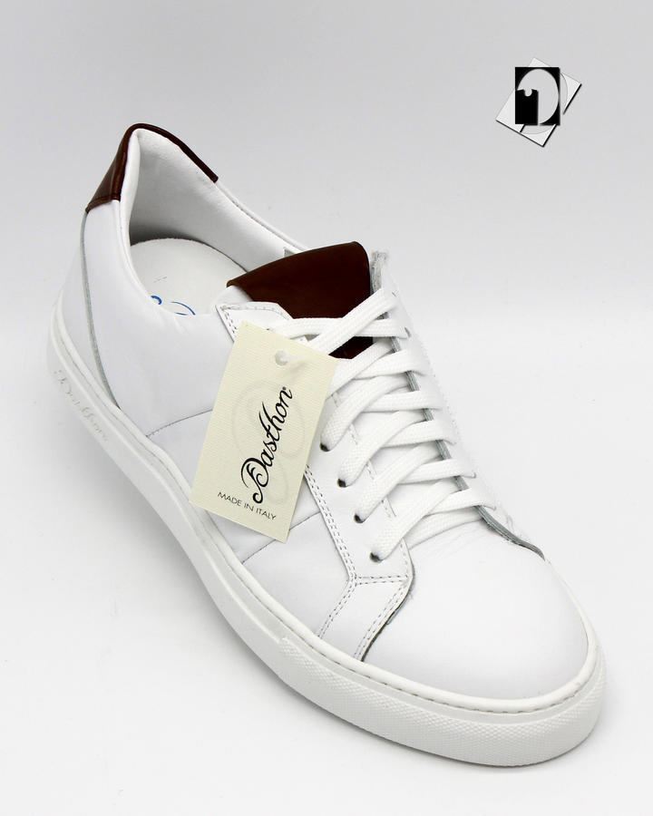 Sneakers Dasthon bianca DASTZ0048 Alce