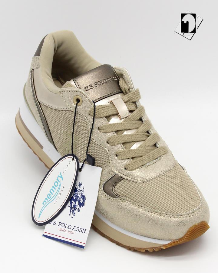U.S. Polo Assn. FEY4228S8/TY1 art. TUZLA3 MET sneakers in 2 varianti