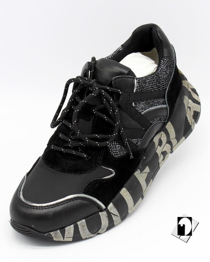 Voile Blanche CLUB100 Sneakers in cordura e vitello nero o bianco ***