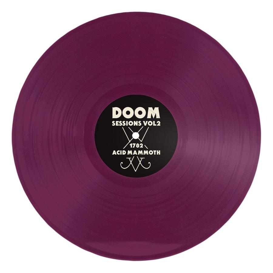 DOOM SESSIONS - Volume 2  1782/Acid Mammoth LP / DIGIPACK