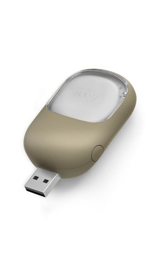Mami Milano - Profumatore Auto - Diffusore USB