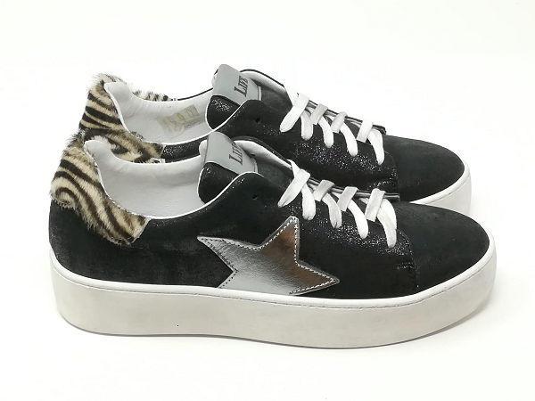 Sneaker Millerighe Stella Animalier  - LIFE