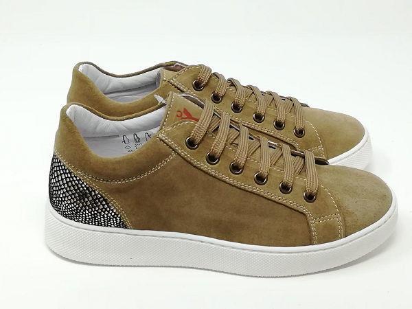Sneaker Camoscio Lacci - TIKO