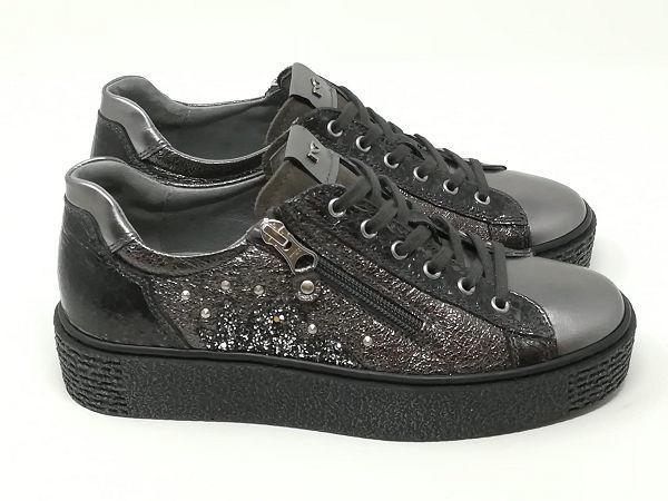 Sneaker Crack/Rock Grigio - NeroGiardini