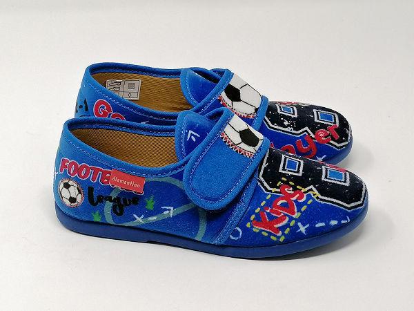 Pantofola Strappo Goal  -  DIAMANTINO