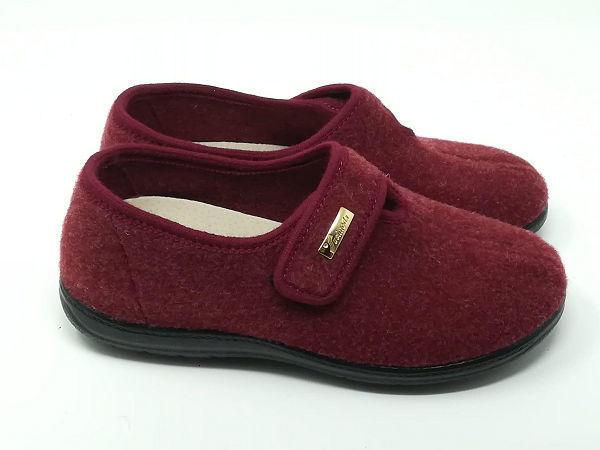 Pantofola Lana Cotta Strappo - Susimoda