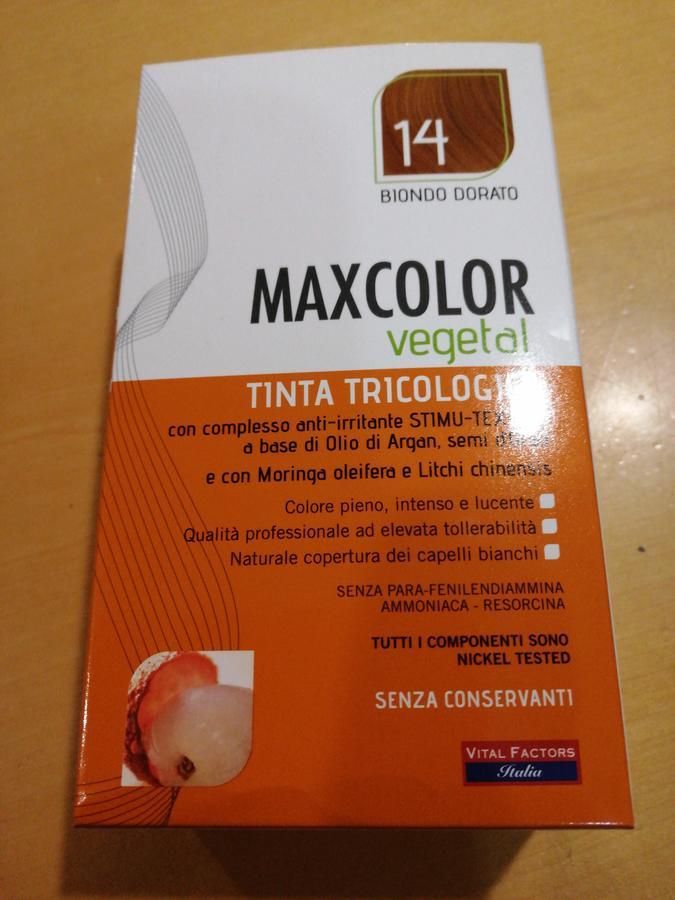MaxColor Tinte Vegetali