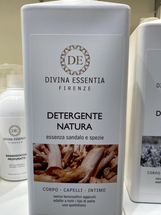 Sapone bio 1 litro per capelli, corpo, intimo