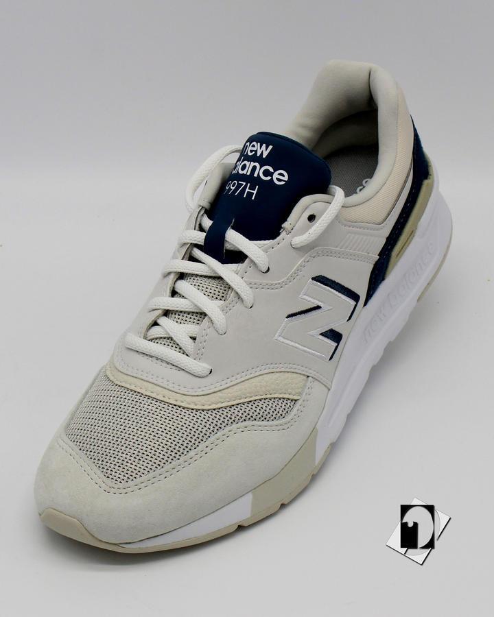 New Balance 997H Snakers blu o bianco