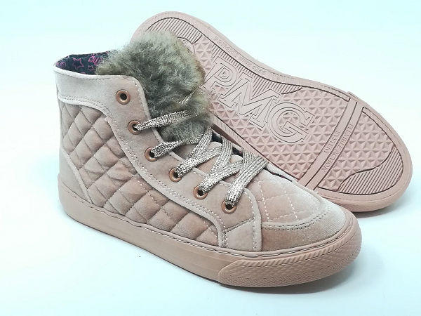 Sneaker Ciniglia Pelo - PRIMIGI