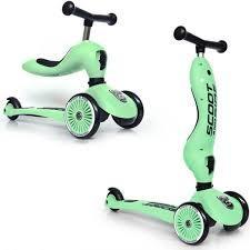 HIGWAYKICK 3 triciclo e monopattino 12m+
