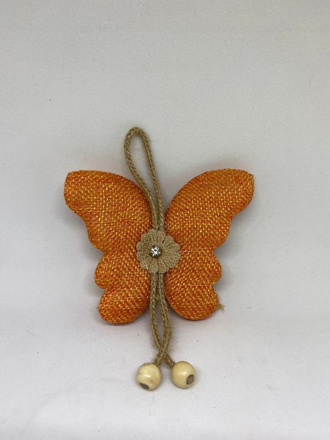 2 Ferma tenda Ferma Magnetico Calamita a Farfalla per Tende vari Colori