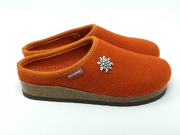 Ciabatta Tirolese Arancio - BIOLINE