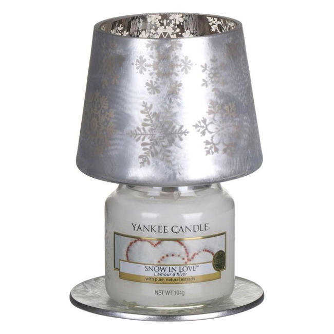 Yankee Candle - Linea Snowflake Frost Yankee Candle