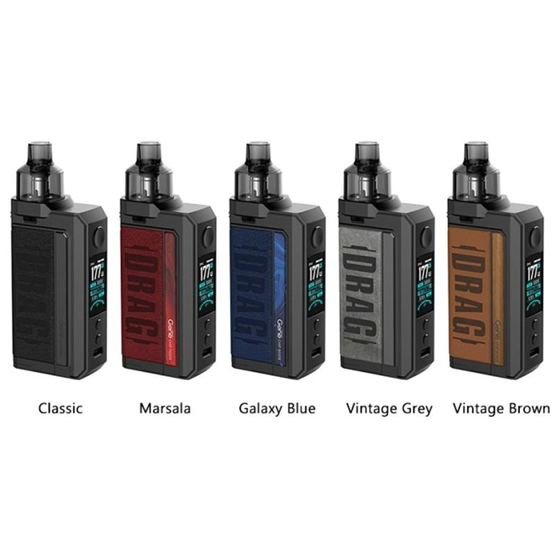 VooPoo Drag Max Kit 177W