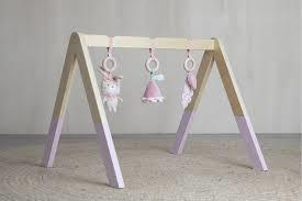 Palestrina in legno 0+ con accessori