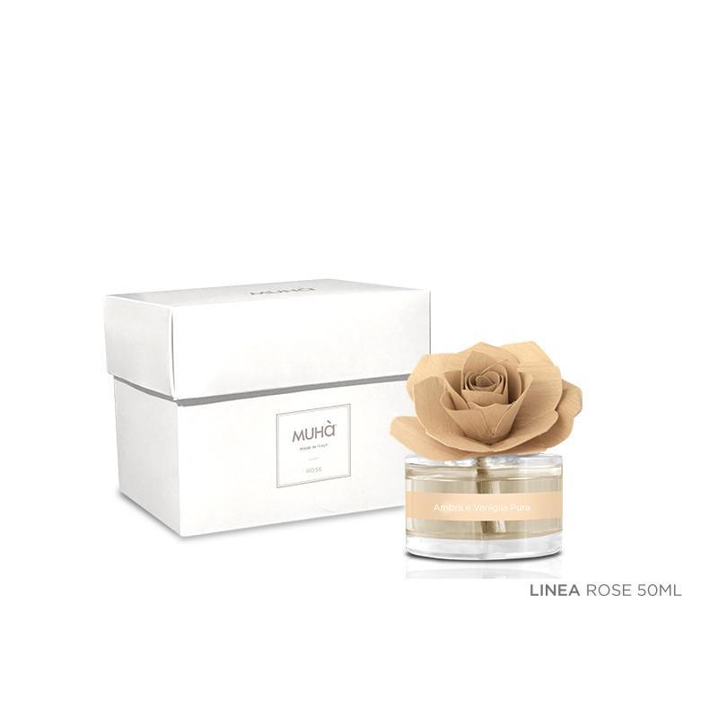 Rose Diffuser 50-100-200ml Muha'