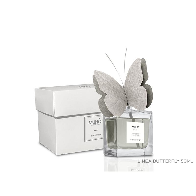 BUTTERFLY DIFFUSER MUHA'