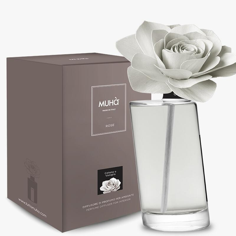 Rose Diffuser 50-100-200ml Muha'