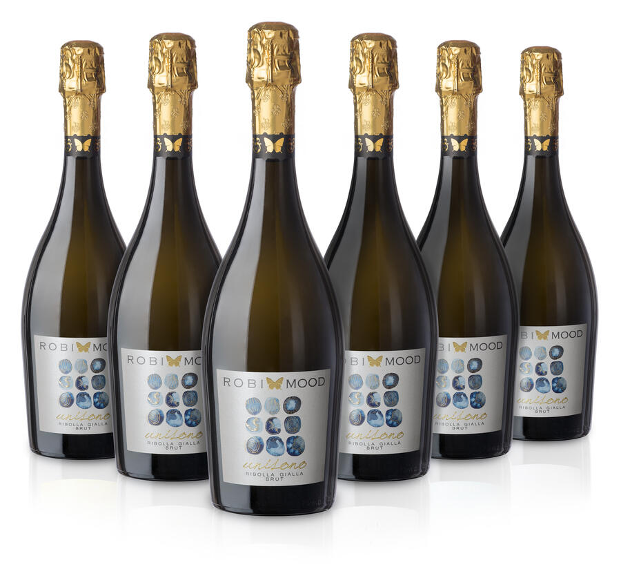 6 bottiglie UNISONO