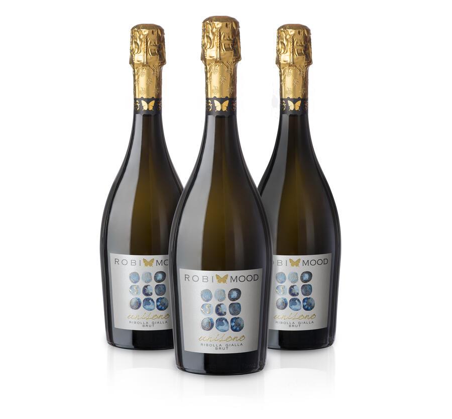 3 Bottiglie UNISONO