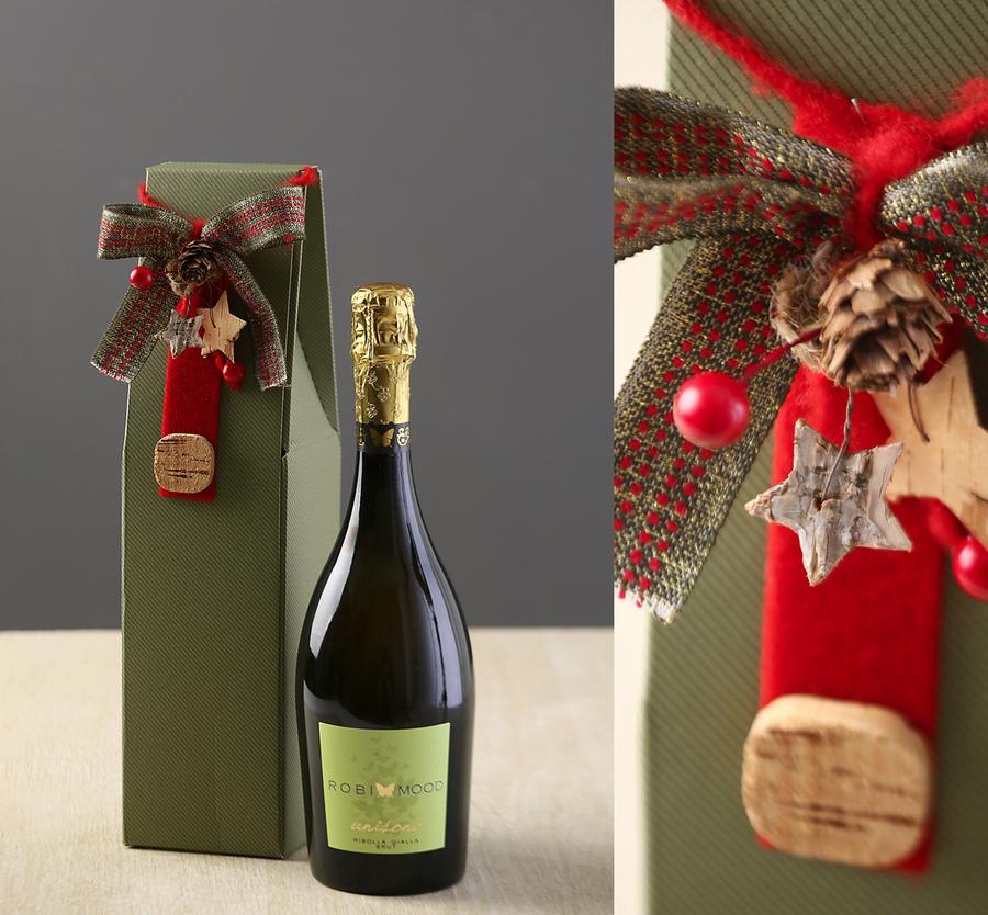 3 bottiglie UNISONO confezione regalo